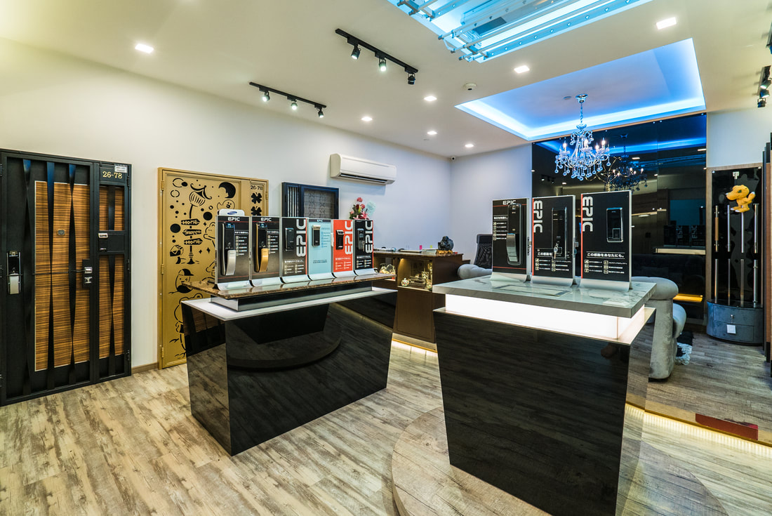 Showroom One Last Hope Interior Design And Renovation Contractor In Singapore Partner Of My Digital Lock 97225089